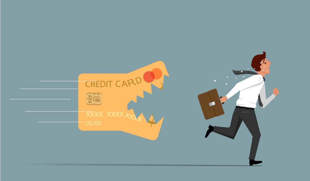 Dangers des cartes de crédit